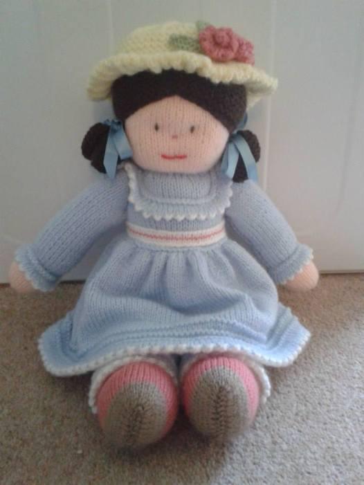 lillie's doll